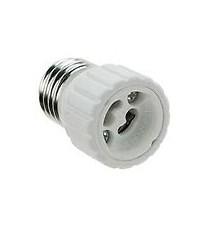 ADATTATORE PER LAMPADE E27-GU10 MAX W60