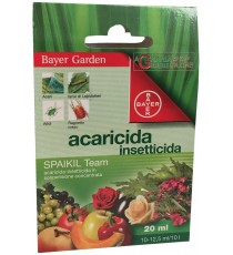 Bayer Acaricida Insetticida Spaikil Team ml. 20