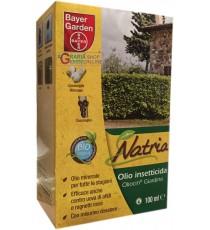 BAYER NATRIA INSETTICIDA OLIOCIN OLIO BIANCO GIARDINO ML. 100