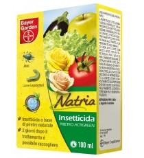 BAYER NATRIA INSETTICIDA PIRETRO ACTIGREEN ML. 100