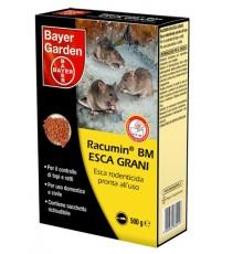 BAYER RACUMIN BM ESCA GRANULARE PER TOPI E RATTI GR. 500
