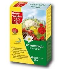 BAYER SUCCES INSETTICIDA A BASE DI SPINOSAD ML. 50