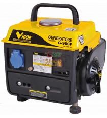 VIGOR GENERATORE G-950 POTENZA 220V 700 WATT COOPER