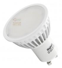 BEGHELLI LAMPADA A LED 56302K SPOT GU10W6 LUCE CALDA WATT. 6
