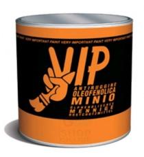 VIP ANTIRUGGINE OLEOFENOLICA ROSSO MINIO LT. 2,5