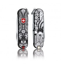 VICTORINOX CLASSIC WHITE SHADOW LIMITED EDITION 0.6223.L1204