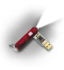 VICTORINOX SWISSMEMORY FLIGHT 256MB