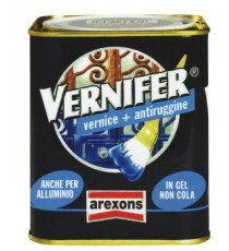 VERNIFER VERNICE A GEL CON ANTIRUGGINE ANTICHIZZANTE ANTRACITE