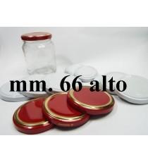 TAPPO 66 ALTO PER VASETTO IN VETRO
