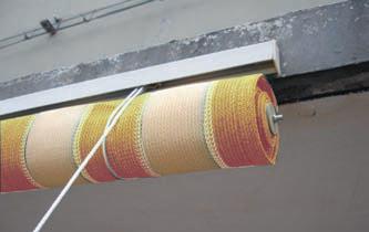Tenda da sole con rullo solaris 240x300 beige for Tende da sole fai da te