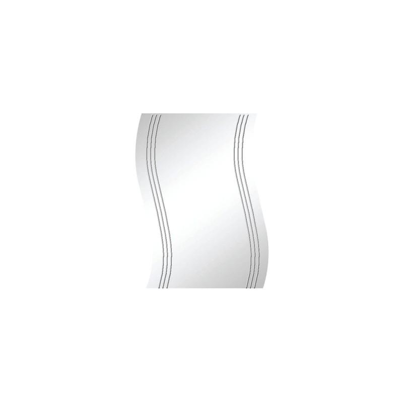 Specchio Da Bagno Sagomato Cm 60x80