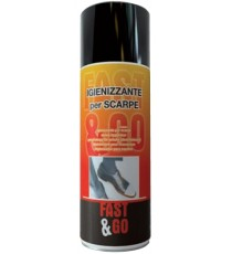 SPRAY NEW FAST IGIENIZZANTE SCARPE ML.400