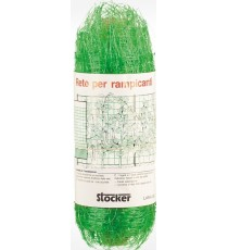 STOCKER RETE PER RAMPICANTE MT. 1,50 X 50 VERDE