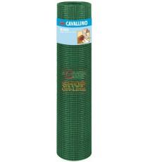 RETE METALLICA BIRD PLASTIC 12,7 X 12,7 X FILO 0,90 CM. 100 H.