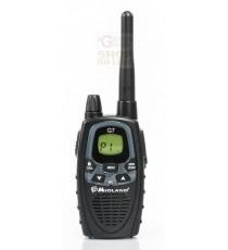 RICETRASMITTENTE BIBANDA MIDLAND G7 XTR PMR446/LPD NERO
