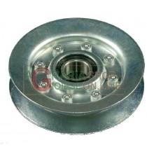 PULEGGIA PER RIDER ALPINA CASTELGARDEN DIAM. 89 mm. FORO 16 mm.