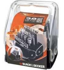 BLACK DECKER ART.A7134XS GIFT SET 38 PZ