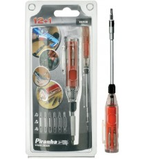 BLACK DECKER ART.X60530 GIFT SET 12 PZ.