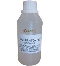 REBER OLIO PER MOTORIDUTTORI ELETTRICI GEAR ATOX 680 USDA-H1