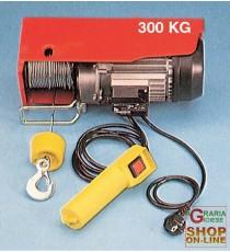 PARANCO ELETTRICO HERCULES KG. 300/600 CAVO ML. 18