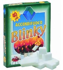 BLINKY ACCENDIFUOCO 40 CUBETTI GR. 360