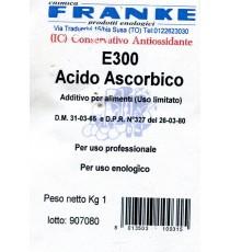 ACIDO ASCORBICO BUSTA KG. 1