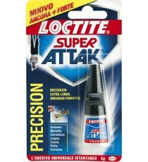 ADESIVO SUPER ATTAK PRECISION GR. 5