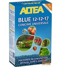 ALTEA BLUE 12-12-17 CONCIME GRANULARE BILANCIATO PER ORTI, FRUTTETI E GIARDINI 1 Kg