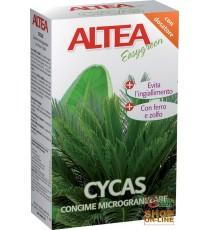 ALTEA CYCAS CONCIME MICROGRANULARE PER CYCAS, PALME E PIANTE TROPICALI 750 g