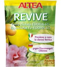 ALTEA FERRO CHELATO REVIVE CHELATO DI FERRO 6% (DI CUI 4,8% o-o EDDHA) BUSTE 20 g