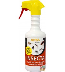 ALTEA INSECTA INSETTICIDA IN MICROEMULSIONE ACQUOSA PRONTO USO 500 ml