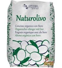 ALTEA NATUROLIVO CONCIME BIOLOGICO AZOTATO CON BORO - SPECIFICO PER OLIVI