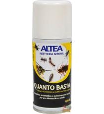 ALTEA QUANTO BASTA BOMBOLA INSETTICIDA AEROSOL SVUOTAMENTO TOTALE 150 g
