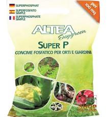 ALTEA SUPER P SUPERFOSFATO - CONCIME FOSFATICO PER ORTI E GIARDINI5 Kg