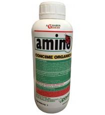 AMINO SPRAY CONCIME ORGANICO AZOTATO FLUIDO DA IDROLISI ENZIMATICA KG. 1