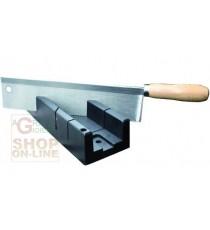BLINKY CASSETTA TAGLIACORNICI BASE PLASTICA CON SEGA MM. 250