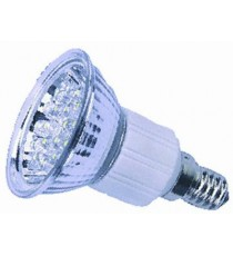 BLINKY FARETTO A LED BISPINA 21 LED GU5.3 WATT. 10 12V