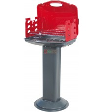 BARBECUE A CARBONE SANDRI GARDEN SUPER IDEA MOD. HANDY cm. 45x35
