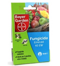BAYER EMERALD 40 EW FUNGICIDA SISTEMICO A BASE DI Tetraconazolo ML. 10