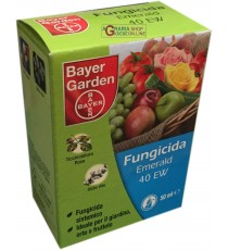 BAYER EMERALD 40 EW FUNGICIDA SISTEMICO A BASE DI Tetraconazolo ML. 50