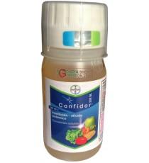 BAYER INSETTICIDA CONFIDOR 200 SL IMIDACLOPRID 17,1 ml. 250