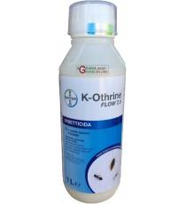 BAYER INSETTICIDA K-OTHRINE FLOW 7,5 A BASE DI DELTAMETRINA LT. 1