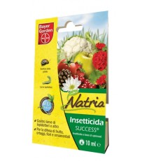 BAYER NATRIA SUCCES INSETTICIDA A BASE DI SPINOSAD ML. 10