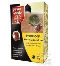BAYER RODILON FORTE ESCA TOPICIDA GRANULARE MONODOSE GR. 500