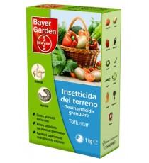 BAYER TEFLUSTAR INSETTICIDA DEL TERRENO GRANULARE KG. 1