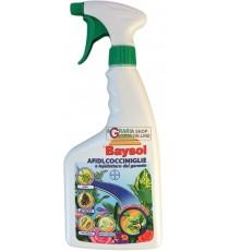 BAYSOL CALYPSO PROTECTOR INSETTICIDA CONTRO AFIDI COCCINIGLIE E LEPIDOTTERO DEL GERANIO ML. 750