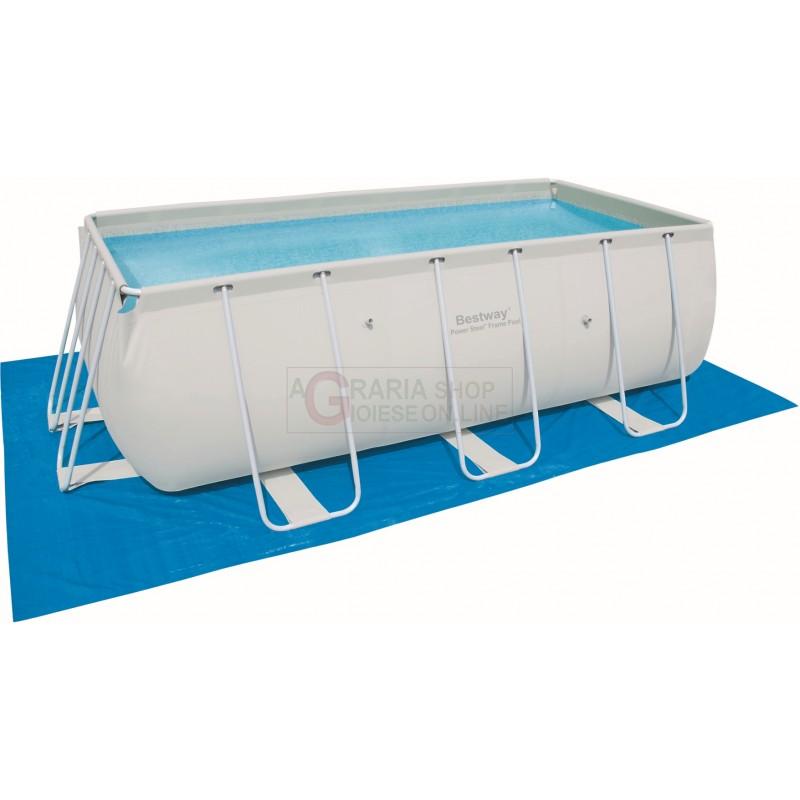 Bestway 58264 telo tappetino di base per piscine - Tappetino per piscina ...