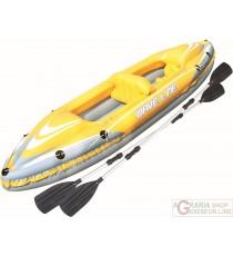 BESTWAY CANOA KAYAK WAVE LINE PROFESSIONALE CM. 371X109 MAX. 160 KG. MOD. 65020