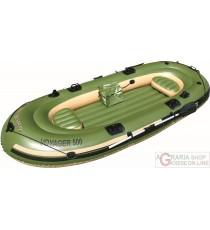 BESTWAY CANOTTO CANOA VOYAGER 500 CM. 361x165 CON REMI MAX 252 KG. MOD. 6500