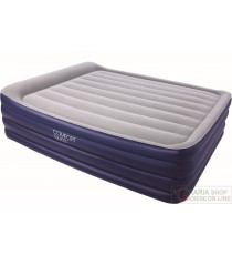 BESTWAY LETTO MATERASSO GONFIABILE MATRIMONIALE AIRBED DREAM GLIMMERS 132X76X46 MOD. 67528